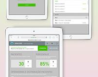 """Biogen (Brasil) - """"Encuesta por iPad"""""""