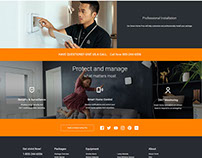 Vivint | Website Design and Development