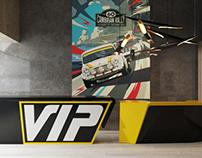 VIP Rent A Car- Motion Graphics & 3D