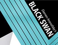 Poster for film ''Black Swan''
