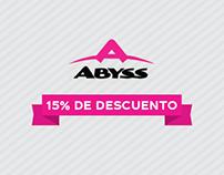 Abyss. gráficas para Facebook