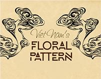 VỐN CỔ DÂN TỘC - VIETNAM's Floral Pattern