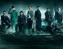 Gotham Season One, Two, and Three