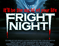 Fright Night One Sheet