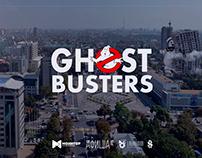 Ghostbusters in Krasnodar