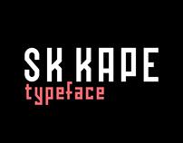 SK Kape Free Font
