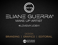 ELIANE GUERRA Make Up Artist » BRANDING