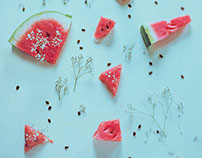 watermelon summer feast