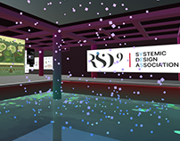RSD9 GigaMap Exhibition | Online Interactive Experience