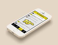 Sweat App Design