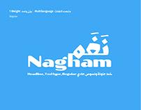 RTL-Nagham خط نغم