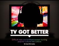 Netflix: TV Got Better
