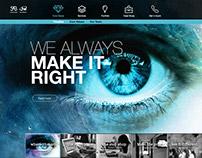 SAB | TW website concept
