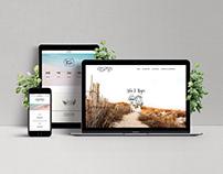 Web con tienda online Adri & Roger