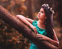 Fairytale shoot