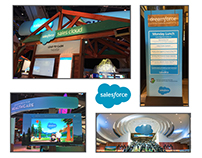 Salesforce Dreamforce '17 Event
