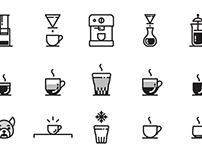 OOP Café (Icon pack)