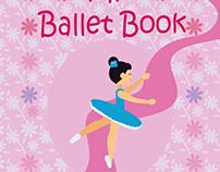 Ballet book cover design