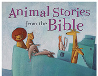 Animal Stories from the Bible - Lion Hudson