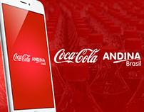 Conexão Coca-Cola Andina | Mobile App