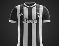2016 Juventus Concept Kits