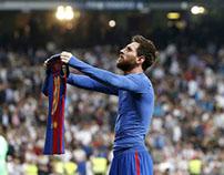 "Lionel ""The Mozart"" Messi"