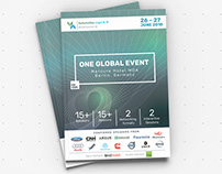 Brochure for Global Event