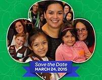 Girl Scouts East. MA - Leading Women Save the Date '15
