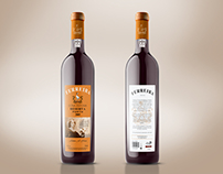 Packaging - Vintage Port Wine Ferreira