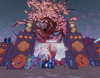 Tokimonsta's Lune Rouge Experience in TheWaveVR