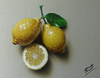 Drawing Lemons