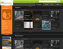 Social Network ETO-MOE - Logo & Web Design