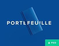 Portefeuille - An iOs Fintech app concept