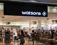 Watsons Flagship Store 2013