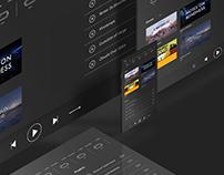 VR Cinema app