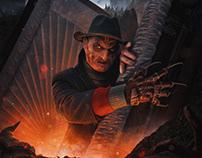 Horror: Freddy Krueger. Harry Warden. Tyrant Mr X.