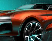 Dodge Tomahawk SRT Concept
