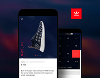 adidas NMD Website