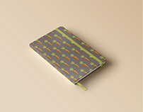 Frutas & Legumes | Surface Pattern Design