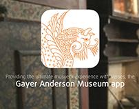 Gayer Anderson museum app