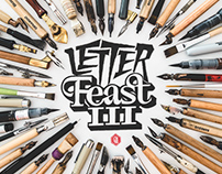 Letter Feast #3