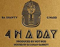 Ba Shawty x C.Ward-4 N A Day Cover