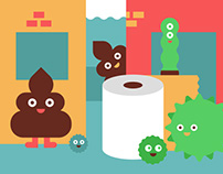 Poop Spreads!