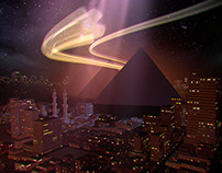 Elham Al-Salam Opening Title - الهام السلام