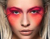 make up brand advertisment