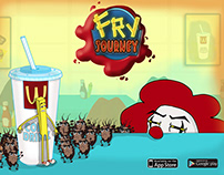 Fry Journey Game