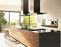 Poliform || Varenna Kitchen