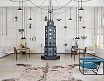 Roderick Vos Showroom by Roderick Vos