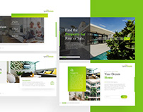 The Greenestate – Real Estate Template