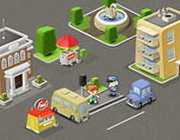 City Manager Game Concept detail